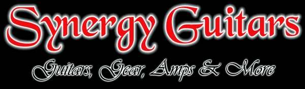 Synergy Guitar Boutique offers Brian Moore, ESP, Don Grosh, Nik Huber, Paul Reed Smith, Suhr and Warrior Guitars.  We also offer Breedlove, Larrivee, Maton, Takamine, Taylor and Washburn Acoustic Guitars. We carry Ritter Bass and Warrior Bass Guitars.  We carry Amps from Diezel, Hughes & Kettner, Mojave Amp Works, Soldano & THD.